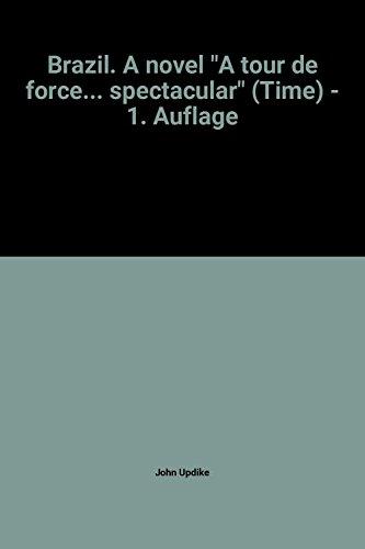 9780449223475: Brazil: A Novel (John Updike - Brazil: A Novel)