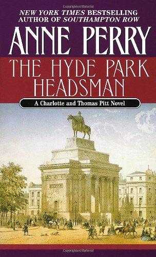 9780449223505: The Hyde Park Headsman