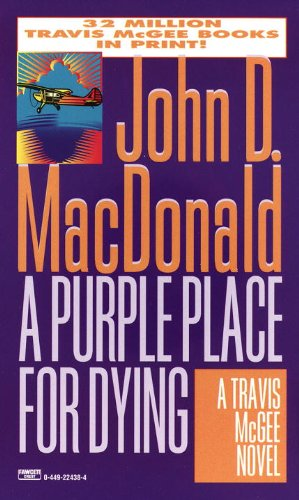 9780449224380: A Purple Place for Dying (Travis McGee, No. 3)