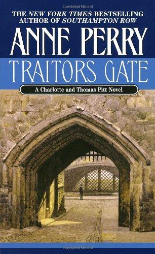 9780449224397: Traitor's Gate