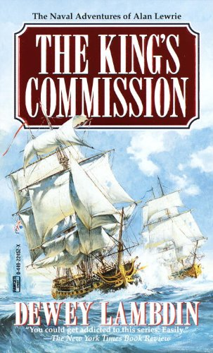 9780449224526: The King's Commission (Alan Lewrie Naval Adventures (Paperback))