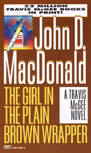 9780449224618: The Girl in the Plain Brown Wrapper (Travis McGee Mysteries)