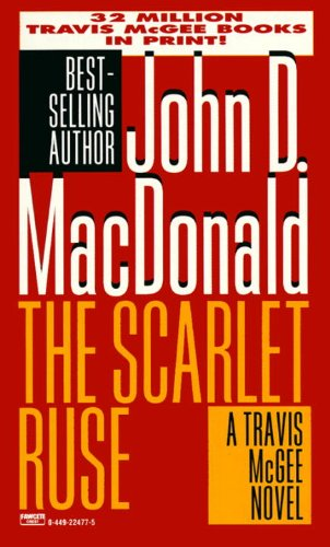 9780449224779: The Scarlet Ruse
