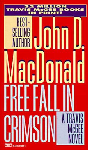 9780449224823: Free Fall in Crimson