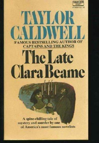 9780449224960: Late Clara Beame