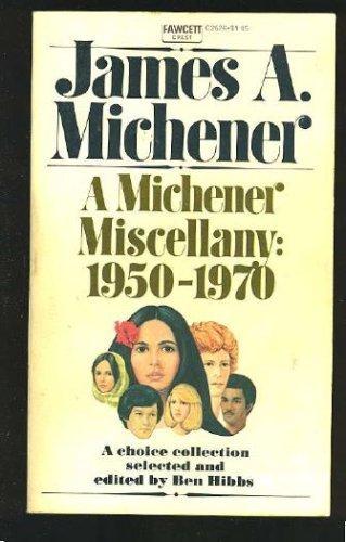9780449225264: MICHENER MISC 50-70
