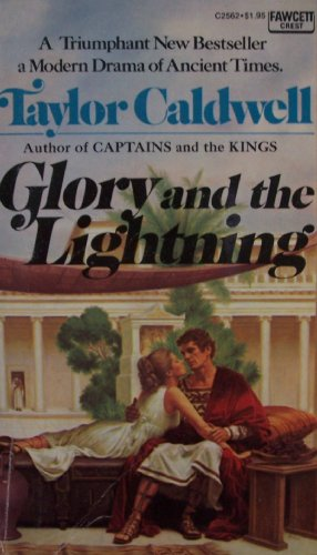 9780449225622: GLORY AND THE LIGHTNING