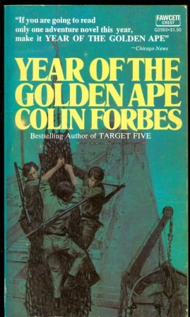 9780449225639: Year of the Golden Ape