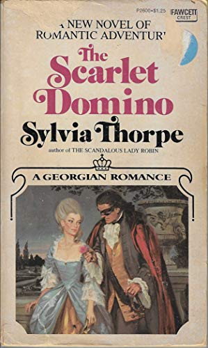 9780449226001: The Scarlet Domino