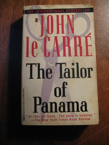 9780449227398: Tailor of panama (Roman)