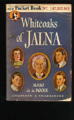 9780449227640: Whiteoaks of Jalna
