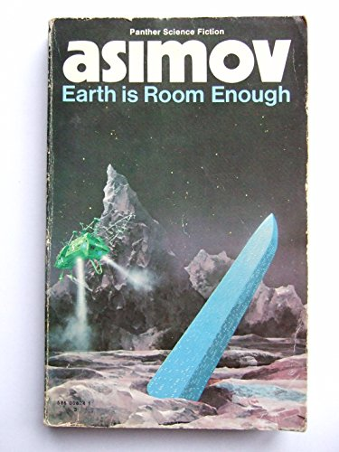 Earth Is Room Enough (0449228010) by Asimov, Isaac