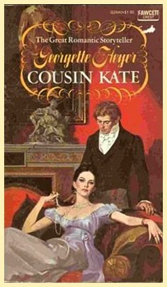 Cousin Kate (9780449228401) by Georgette Heyer