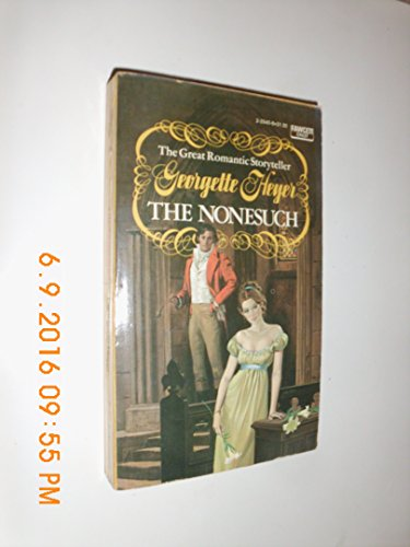 NONESUCH (9780449229408) by Georgette Heyer