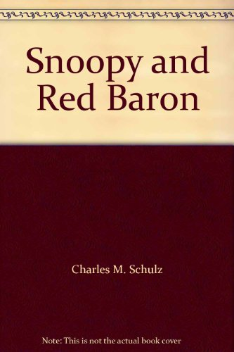 9780449229590: Snoopy and Red Baron