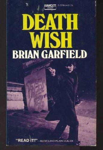 9780449229781: Death Wish