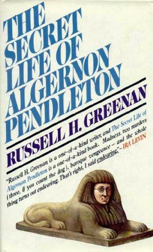 9780449230381: The Secret Life of Algernon Pendleton