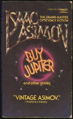 Buy Jupiter and Other Stories: Isaac Asimov