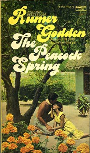 9780449231050: Peacock Spring: A Western Progress
