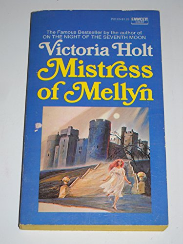 9780449231241: Mistress of Mellyn