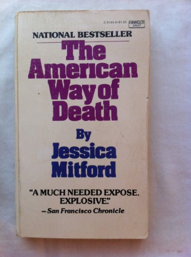 9780449231449: American Way of Death [Mass Market Paperback] by
