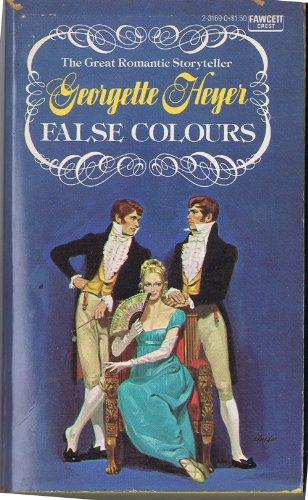 9780449231692: False Colours