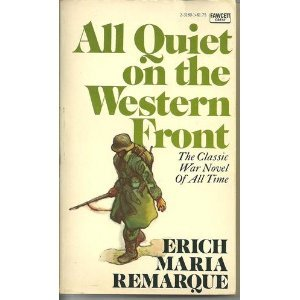 9780449231807: All Quiet Western Front