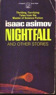 9780449231883: NIGHTFALL AND STORIES