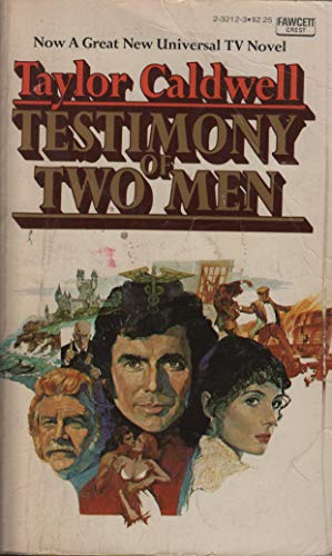 9780449232125: TESTIMONY OF TWO MEN