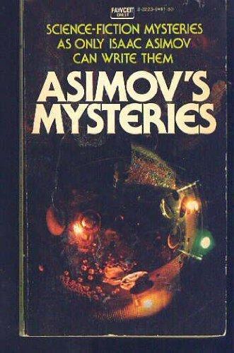 9780449232231: Asimov's Mysteries