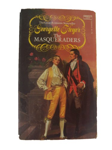 9780449232538: Masqueraders