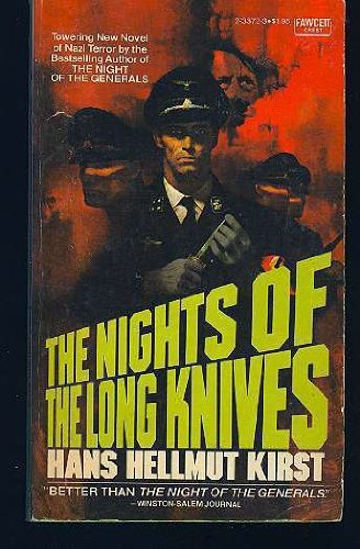 9780449233726: Nights of the Long Knives