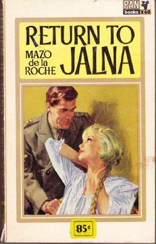 9780449233863: Return to Jalna
