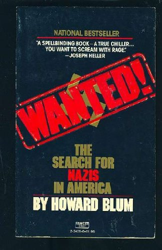 9780449234099: Wanted! The Search For Nazis in America