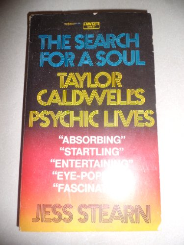 Search For A Soul: Stearn, Jess