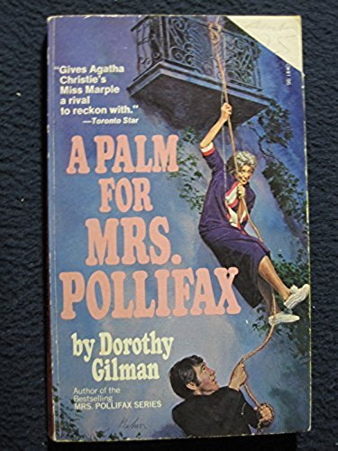 9780449234464: A Palm for Mrs. Pollifax