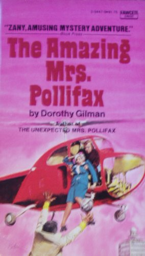9780449234471: AMAZING MRS POLLIFAX