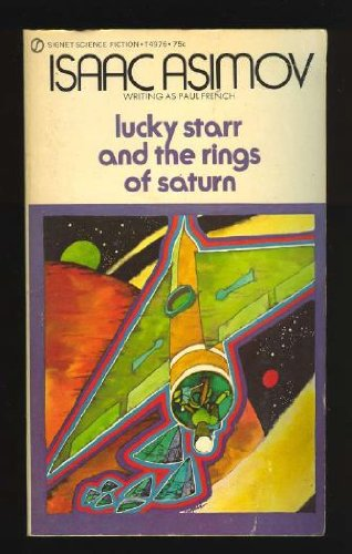 9780449234624: Lucky Starr and the Rings of Saturn