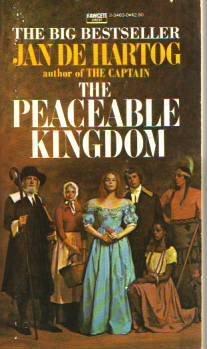 Peaceable Kingdom: Jan De Hartog
