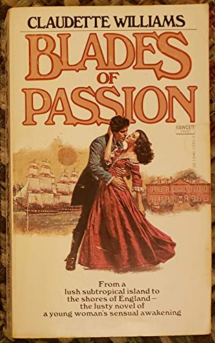 9780449234815: Blades of Passion