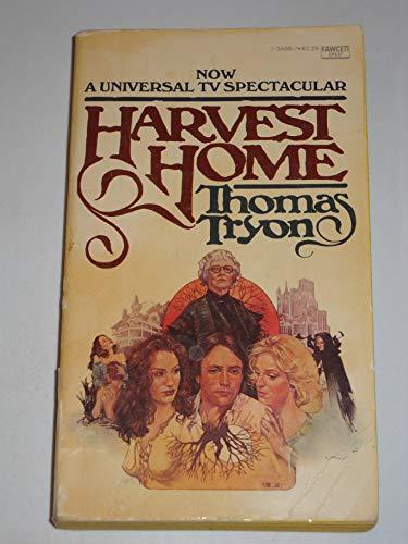 9780449234969: Harvest Home