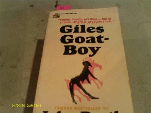 9780449235249: Giles Goat Boy
