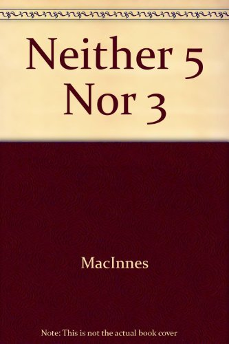 9780449235669: Neither Five nor Three