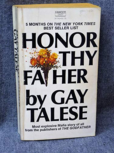 9780449236307: Title: Honor Thy Father