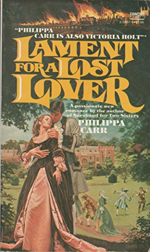 9780449236574: LAMENT A LOST LOVER