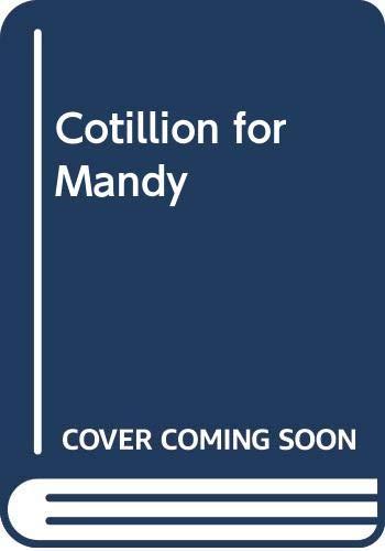 Cotillion for Mandy (A Fawcett Regency Romance): Williams, Claudette
