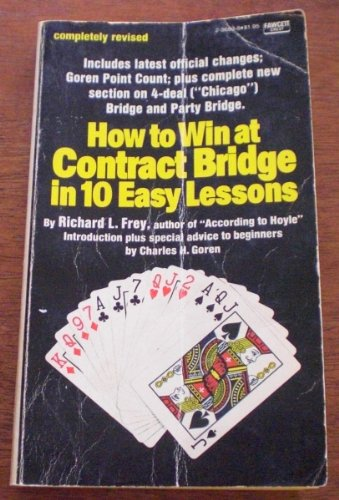 9780449236833: How to Win at Contract Bridge in 10 Easy Lessons