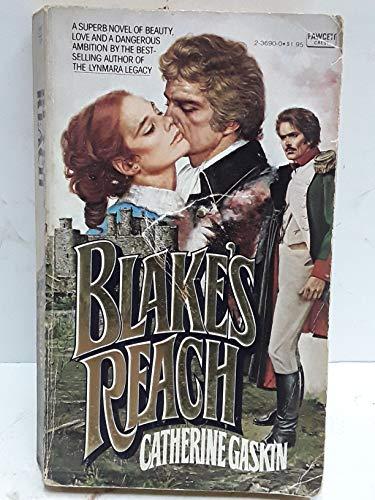 9780449236901: Blakes Reach