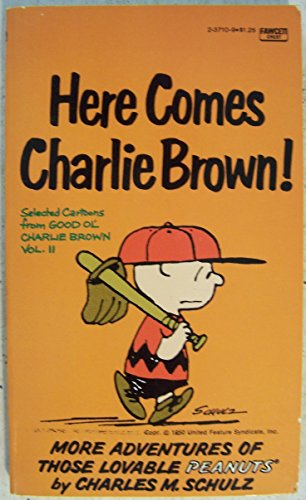 9780449237106: Here Comes C Brown by Schulz