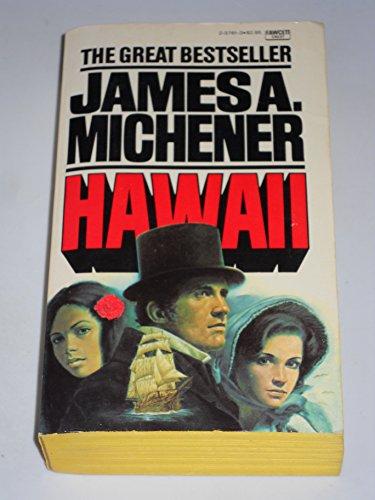 Hawaii: James A. Michener